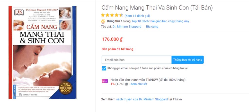 Review 23+ sách thai giáo cho bà bầu nên đọc để con thông minh 5