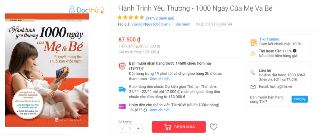 Review 23+ sách thai giáo cho bà bầu nên đọc để con thông minh 18