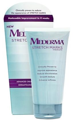 Thành phần của kem trị rạn da Mederma Stretch Marks