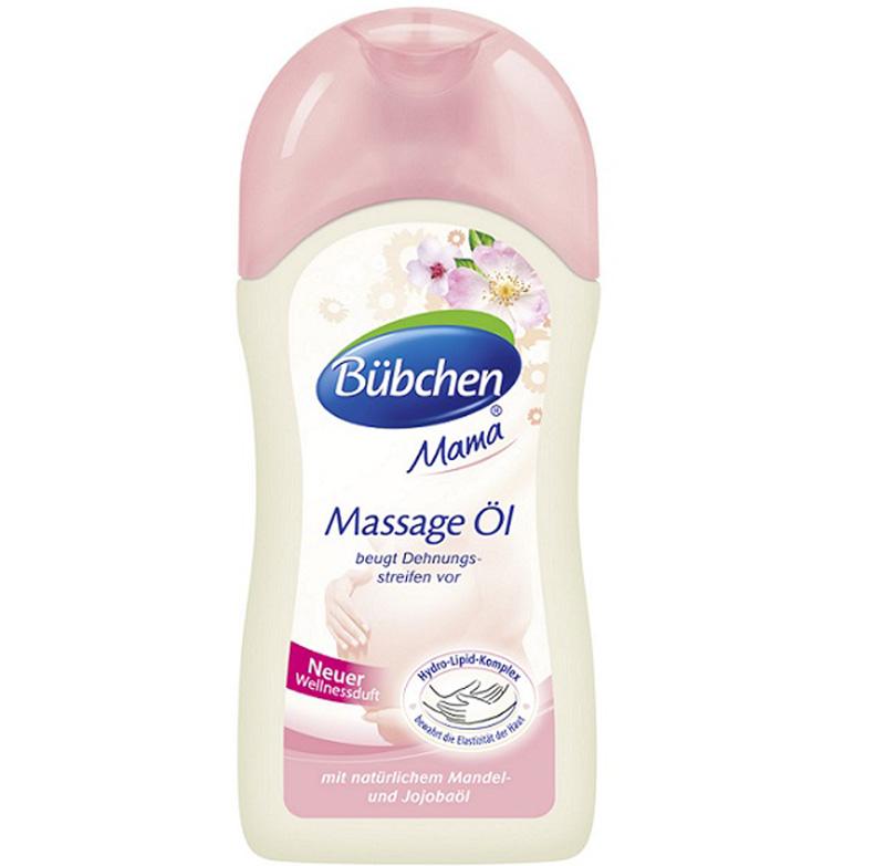 Công dụng của dầu massage chống rạn Bubchen