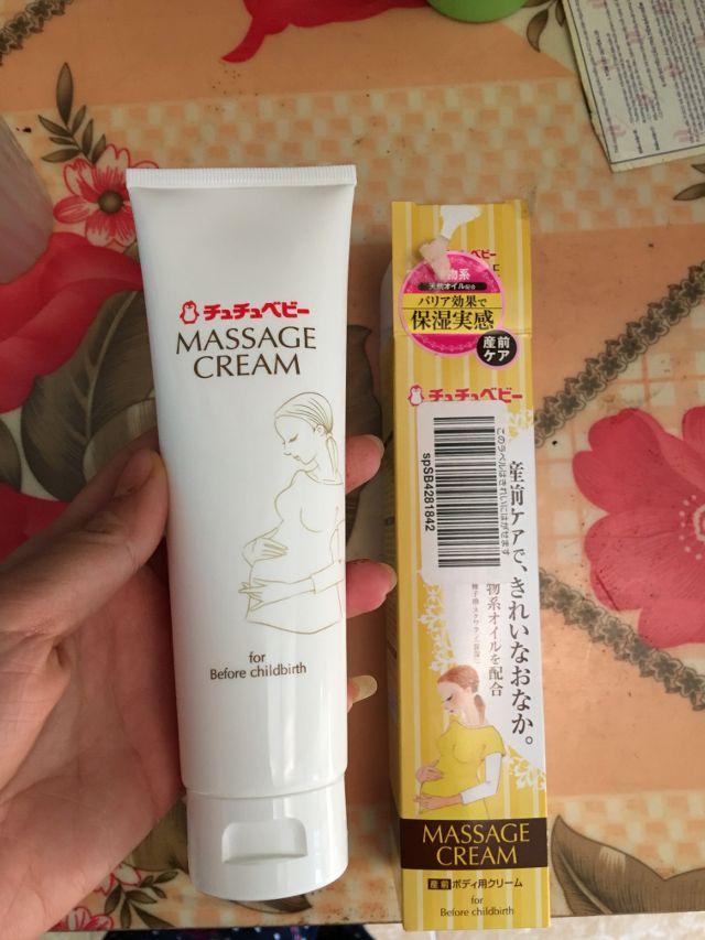 Công dụng của kem chống rạn da Chuchu Baby