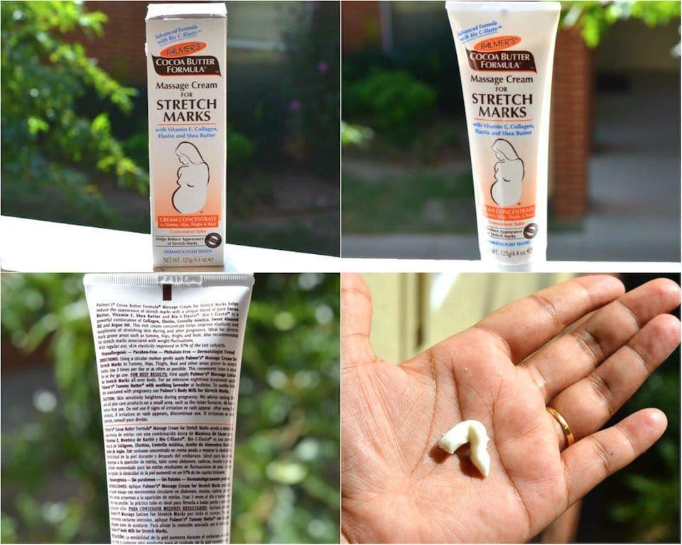 Công dụng của kem chống rạn da Palmer's Cocoa Butter Formula