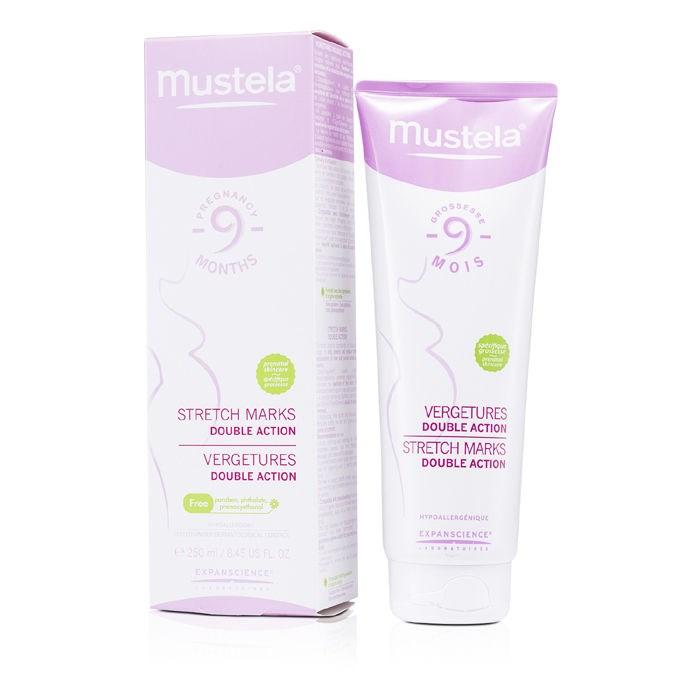 Thành phần của kem đặc trị rạn da sau sinh Mustela rất hiệu quả và an toàn