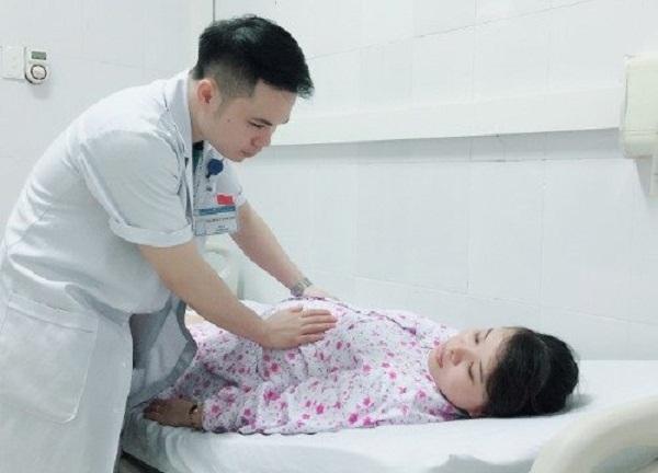 Kinh nghiệm sinh thường và sinh mổ tại bệnh viện phụ sản Hà Nội khi vào phòng chờ sinh