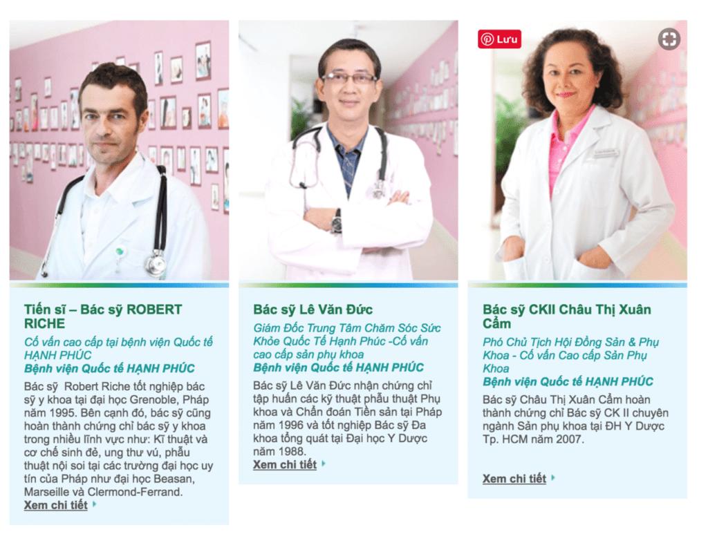 Bảng giá chi tiết chi phí sinh tại 13+ bệnh viện phụ sản tốt nhất HN&HCM 5