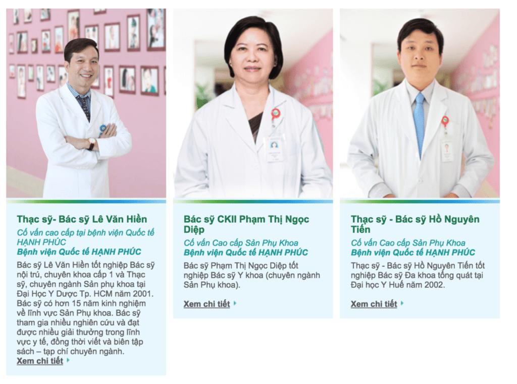 Bảng giá chi tiết chi phí sinh tại 13+ bệnh viện phụ sản tốt nhất HN&HCM 6