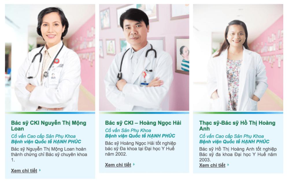Bảng giá chi tiết chi phí sinh tại 13+ bệnh viện phụ sản tốt nhất HN&HCM 7