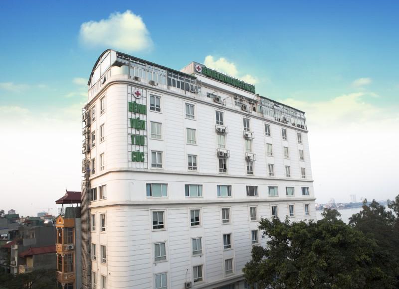 Bệnh viện Thẩm mỹ Thu Cúc