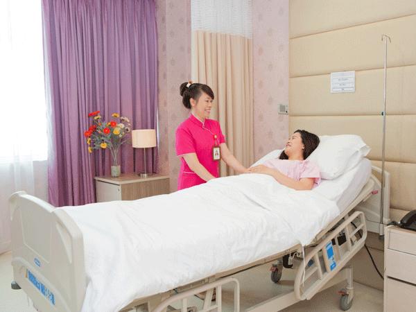Đăng ký sinh ở bệnh viện Hạnh Phúc