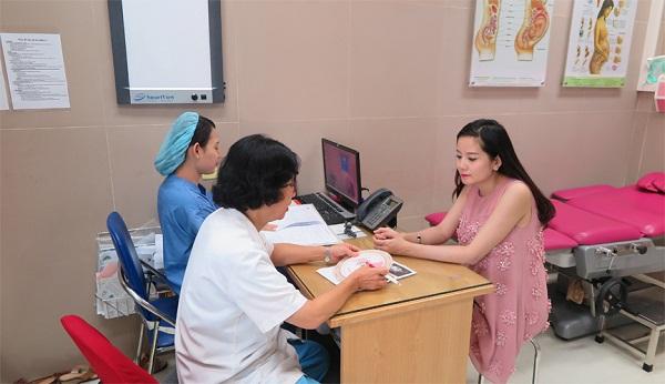 Đăng ký sinh ở bệnh viện Hồng Ngọc