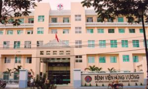 Kinh nghiệm sinh con tại bệnh viện Hùng Vương cụ thể
