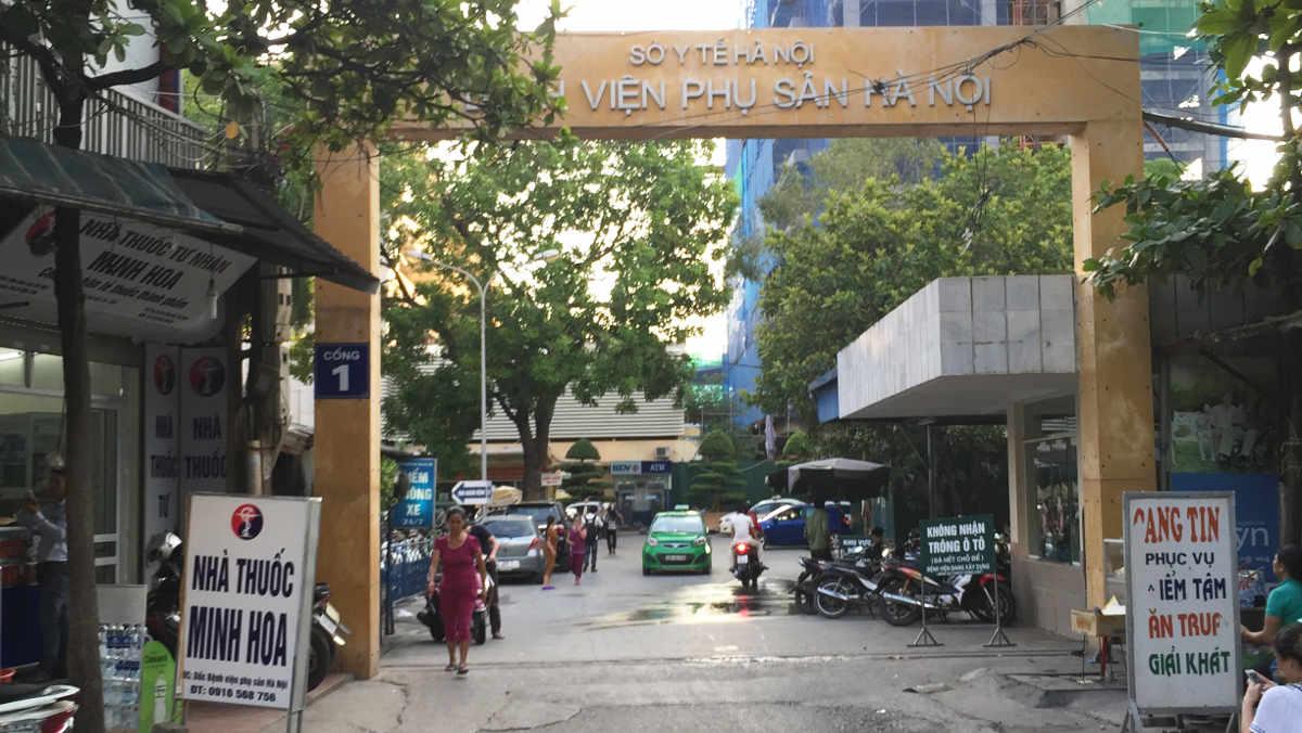 Kinh nghiệm sinh thường và sinh mổ tại bệnh viện phụ sản Hà Nội