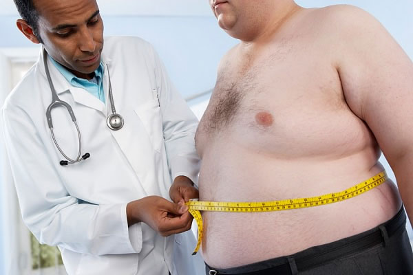 Trọng lượng cơ thể tăng lên quá nhanh sẽ gây rạn da
