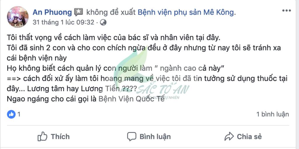 Kinh nghiệm sinh ở bệnh viện mekong 2018 14