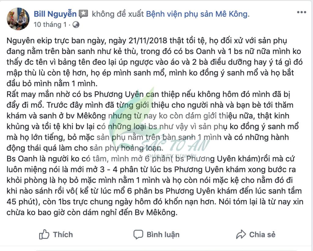 Kinh nghiệm sinh ở bệnh viện mekong 2018 20