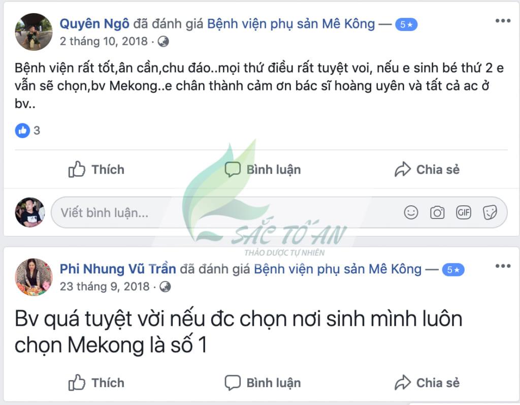 Kinh nghiệm sinh ở bệnh viện mekong 2018 15