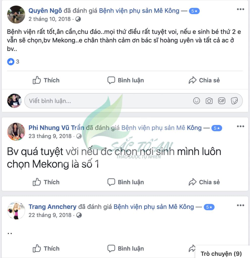 Kinh nghiệm sinh ở bệnh viện mekong 2018 10