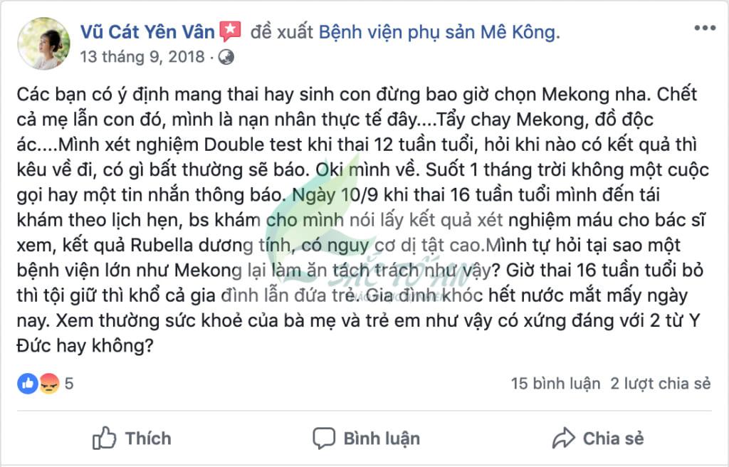 Kinh nghiệm sinh ở bệnh viện mekong 2018 17