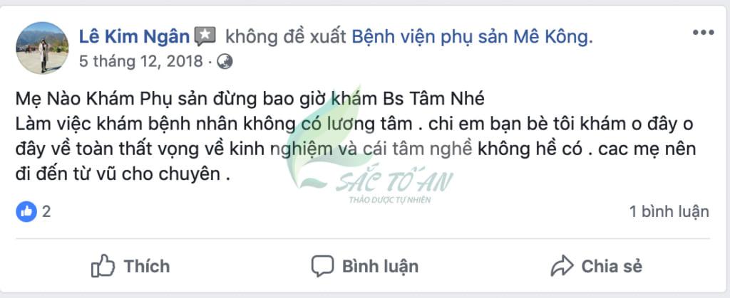 Kinh nghiệm sinh ở bệnh viện mekong 2018 13