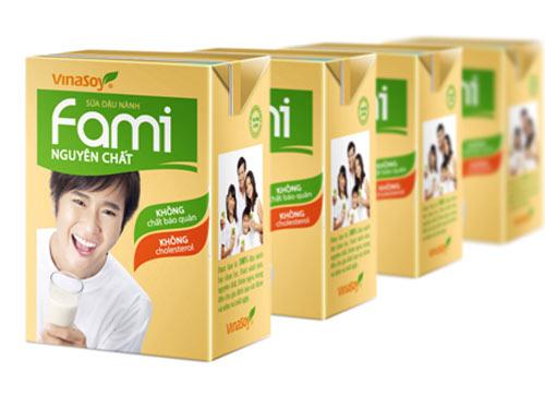 Có thai uống sữa đậu nành fami được không ? Sữa đậu nành Fami giúp bà bầu bổ sung năng lượng