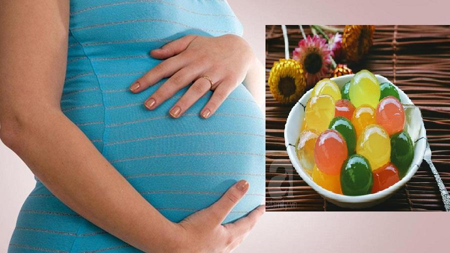 Bà bầu ăn rau câu được không ? 5 lợi ích bất ngờ của rau câu với bà bầu 1