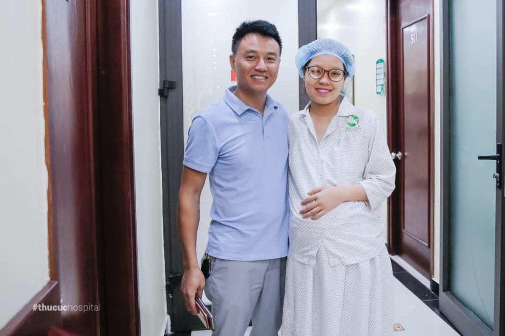 Review đẻ ở Bệnh viện Thu Cúc, chi phí bao nhiêu tiền 2019 1