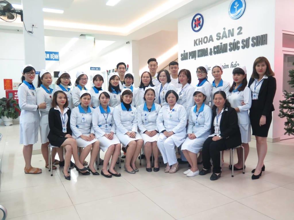 Chi Phí & Kinh nghiệm sinh ở Đa khoa quốc tế Hải Phòng 2019 1
