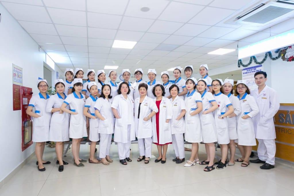 Chi Phí & Kinh nghiệm sinh ở Đa khoa quốc tế Hải Phòng 2019 2