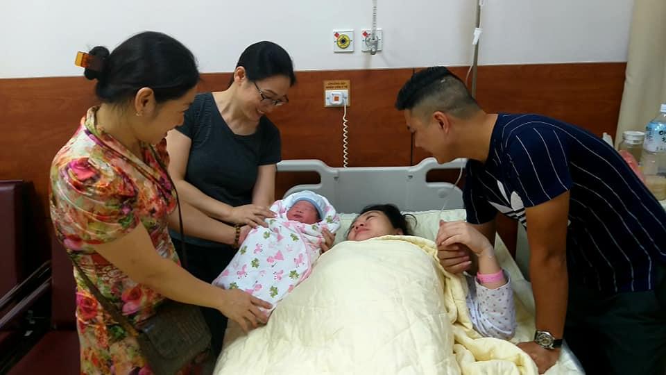 review dịch vụ sinh con trọn gói bệnh viện 108