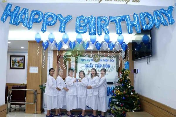 Review dịch vụ sinh con trọn gói bệnh viện 108 mới nhất 2020 51