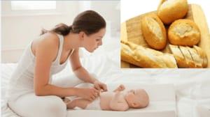 Sau sinh có được ăn bánh mì không? Những điều bạn chưa biết 3