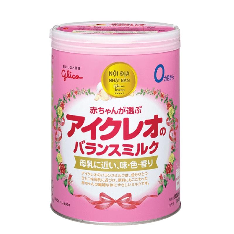 Sữa bột Glico Icreo Nhật Bản