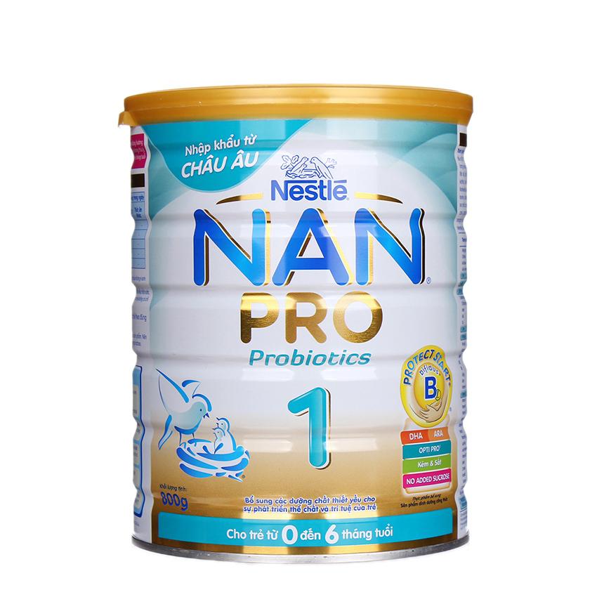 Sữa Nan Pro 1