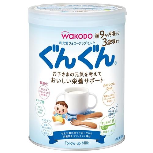 Sữa Wakodo của Nhật Bản