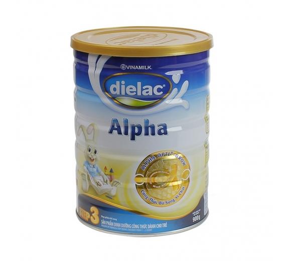 Sữa cho trẻ sơ sinh Dielac Alpha Step 1