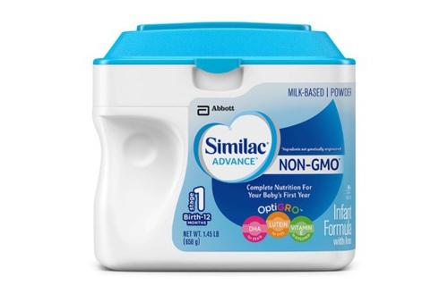 Sữa công thức Similac của Mỹ