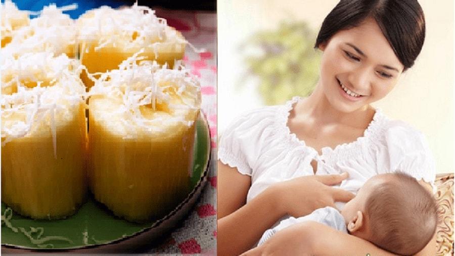 Sau sinh có được ăn sắn luộc không? Ăn sắn có gây ngộ độc không? 1