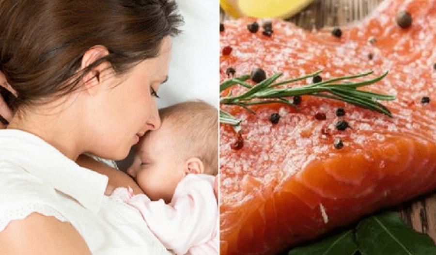 Sau sinh mổ bao lâu thì được ăn cá? Có nên kiêng ăn không? 1