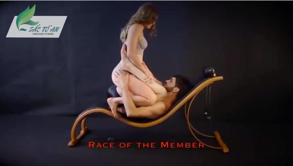 #38 tư thế quan hệ với ghế tình yêu khiến bạn tình khóc thét vì SƯỚNG 67