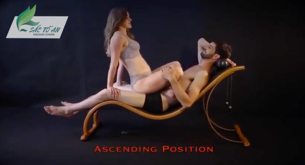 #38 tư thế quan hệ với ghế tình yêu khiến bạn tình khóc thét vì SƯỚNG 59