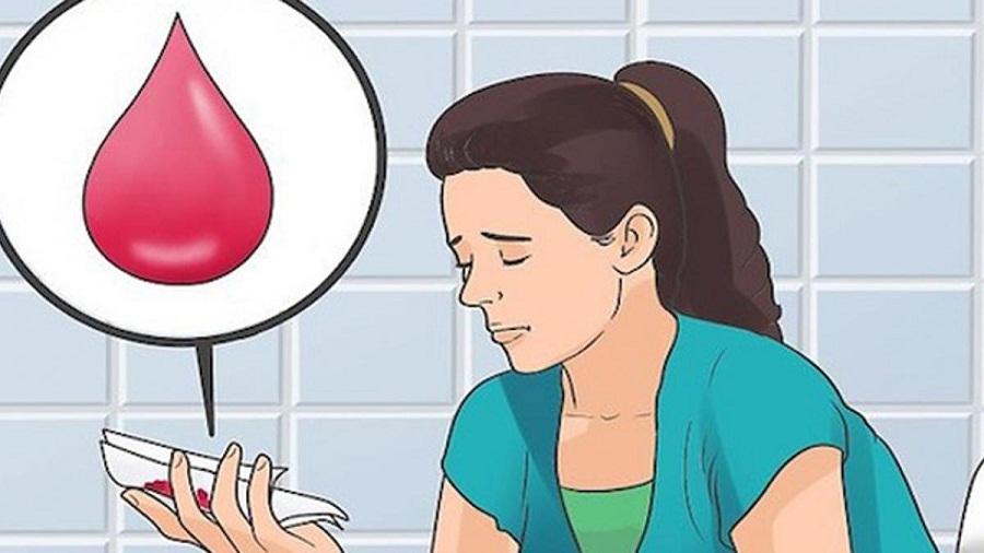 Sau sinh 3 tháng quan hệ bị ra máu có sao không? Nguyên nhân và cách xử lý 1