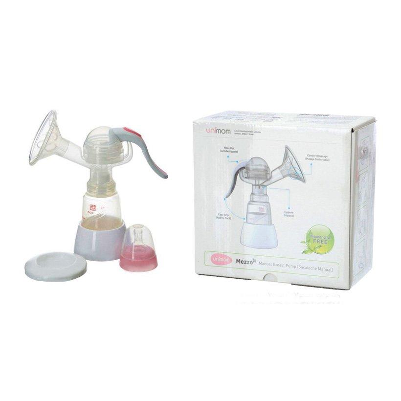 Máy hút sữa bằng tay Mezzo Unimom UM880052