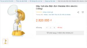 Review máy hút sữa Medela Mini Electric có tốt không? 2