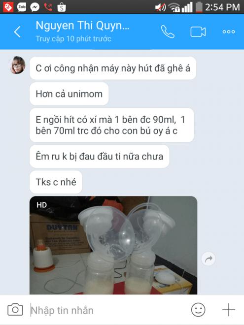 Review máy hút sữa điện đôi Real Bubee có tốt không? Giá bao nhiêu? 6
