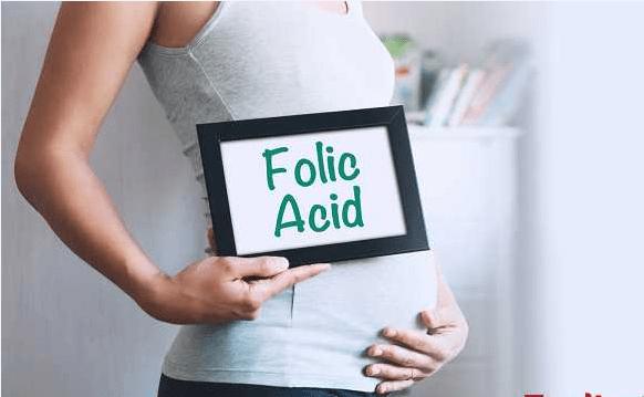 Acid folic là yếu tố có vai trò rất quan trọng trong việc sản sinh hồng cầu và chống dị tật thai nhi