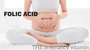 Bà bầu uống axit folic đến khi nào? Thuốc axit folic nào tốt? 1