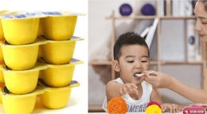 Cho trẻ sơ sinh ăn váng sữa đúng cách ra sao? 3 loại váng sữa tốt nhất hiện nay 1