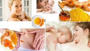 Phụ nữ sau sinh dùng nghệ như thế nào cho an toàn và hiệu quả? 3