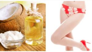 3 cách trị rạn da sau sinh bằng dầu dừa cứ làm là đẹp! 3