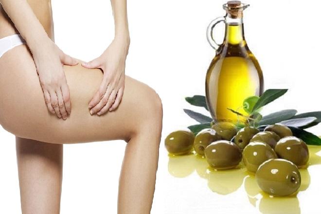 cách trị rạn da sau sinh bằng dầu oliu đơn giản
